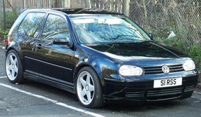 замена масла Volkswagen Golf 4