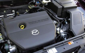 фото: замена масла Mazda 3