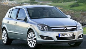 масло Opel Astra H