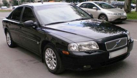 масло Volvo S80