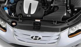 фото: масло  Hyundai Santa Fe