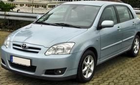 фото: масло Toyota Corolla E12