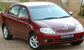 масло Toyota Corolla