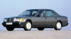 фото: тормоза Mercedes-Benz w124