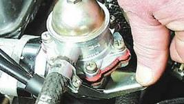 фото: топливный насос ВАЗ