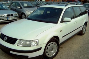 обшивка дверей Volkswagen Passat B5