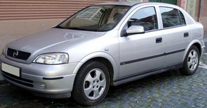 масло Opel Astra G
