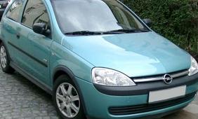 фото: масло Opel Corsa C