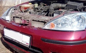 опора двигателя Ford Focus 1