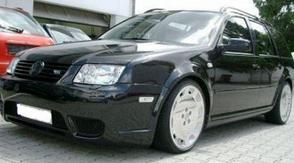 передние фары Volkswagen Jetta Bora