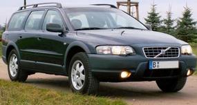 передние фары Volvo V70, S70, XC70