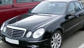 фото: фары полировка Mercedes Benz w221