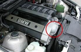 фото: прокладка BMW e36 e46