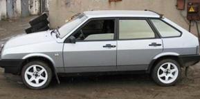 кузов ВАЗ 2108, 2109, 21099