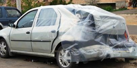 фото: кузов Renault Logan