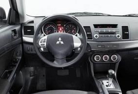 салонный фильтр Mitsubishi Lancer X