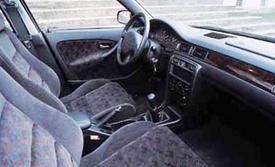 сиденье Honda Civic