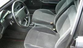 фото: передние сидения Audi 80 90