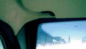 фото: лобовое стекло Лада Самара