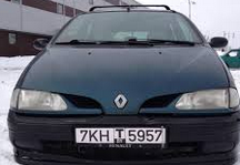 фото: стеклоподъемник Renault Scenic