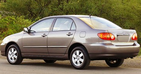 стеклоподъемники Toyota Corolla