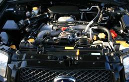 фото: свечи фильтр Subaru Forester 2.0