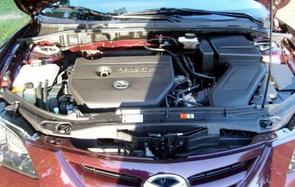 свечи зажигания Mazda 3