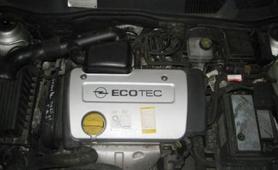 фото: термостат Opel Astra G