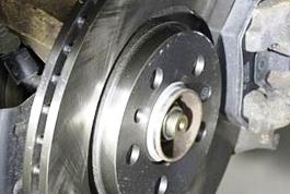 фото: тормозные диски BMW e46