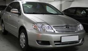 тормозные колодки Toyota Corolla E12