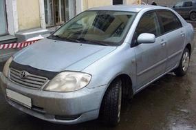 фото: тормоза Toyota Corolla E120
