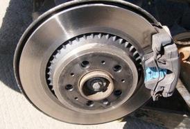 тормозные диски Volvo XC90