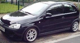 тормозные колодки Opel Corsa C