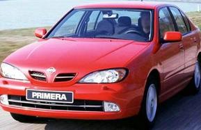 выхлопная система Nissan Primera P11