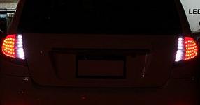 фото: задний ход Hyundai Getz