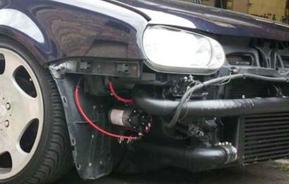 Замена двигателя 1.9 TDI