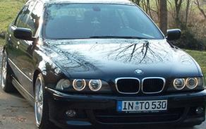грм BMW E39