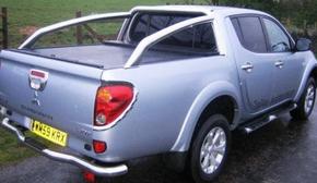 задняя фара лампы Mitsubishi L200