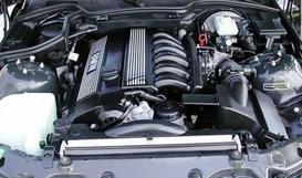 фото: замена масла BMW E39 E46