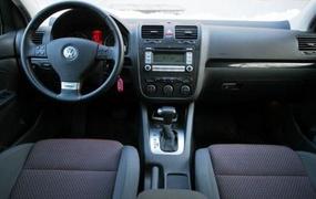 замена руля Volkswagen Golf 5