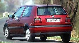 замена стартера Volkswagen Golf 3
