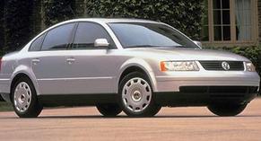 боковое зеркало Volkswagen Passat B5