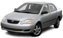фото: зеркало Toyota Corolla 2003-2008